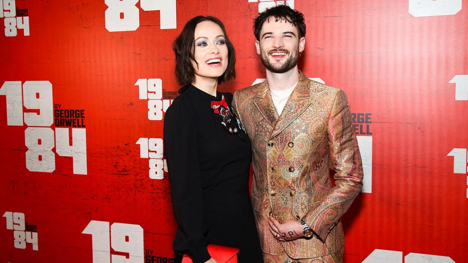 Olivia Wilde és Tom Sturridge