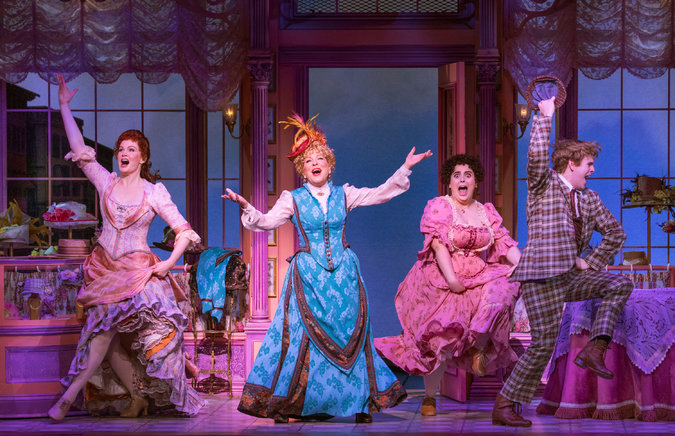 Hello, Dolly! (fotó: broadwayworld.com)