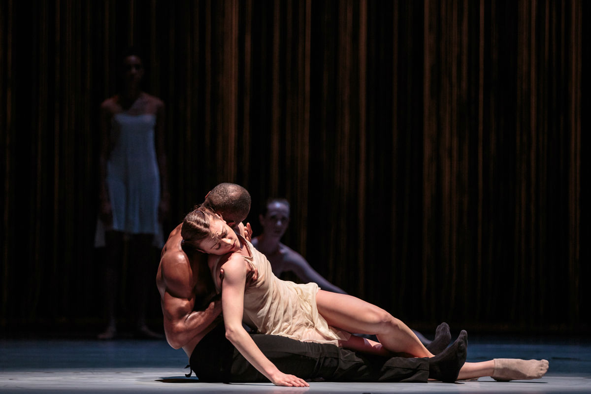 Alonzo King Lines Ballet / Fotó: Chris Hardy